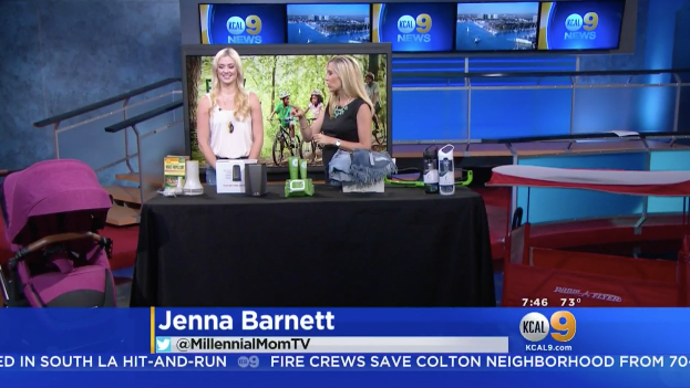 CBS LA: Family-Friendly Summer Millennial Mom