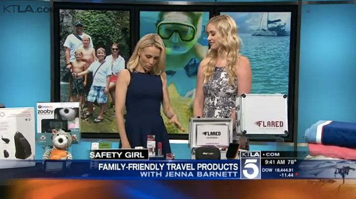 KTLA: Family-Friendly Travel Millennial Mom