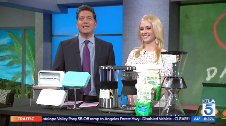 KTLA: Gift Ideas for Dads & Grads Millennial Mom