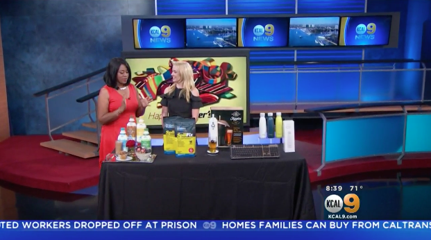 KCAL: Father's Day Gift Guide Millennial Mom