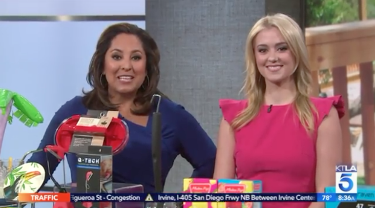 KTLA: Summer Family Fun Ideas Millennial Mom