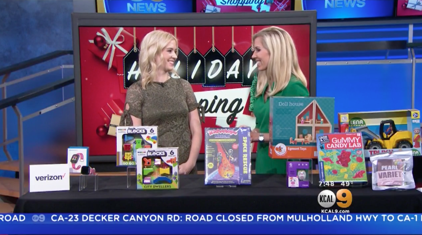 KCAL: Holiday Gifts for Kids of all Ages Millennial Mom