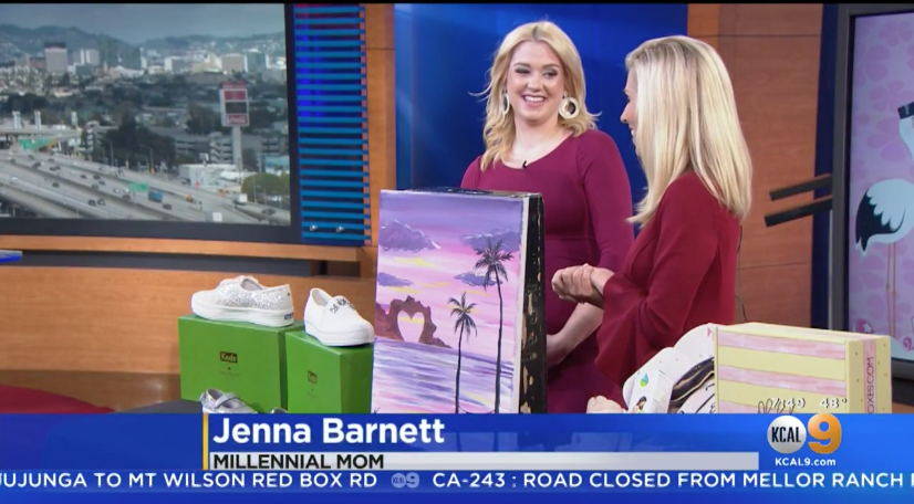 KCAL: Tips for a Perfect Baby or Bridal Shower Millennial Mom