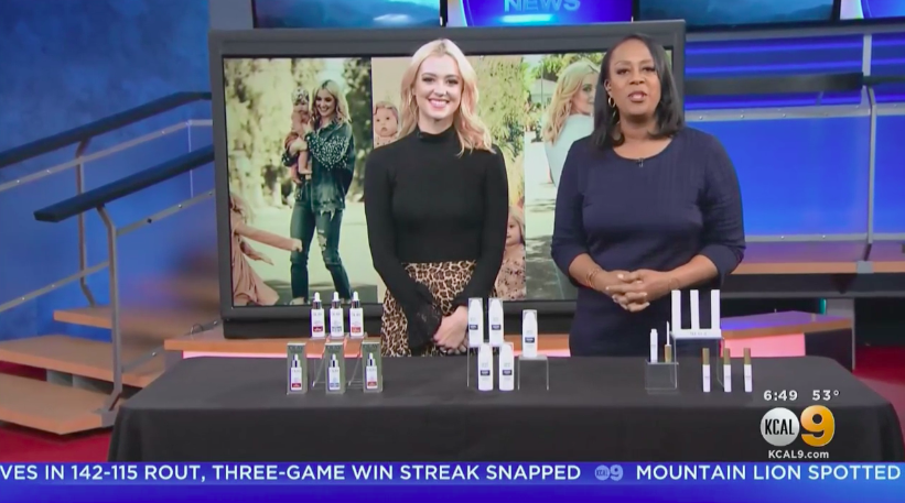 KCAL: Mom's Skincare Concerns, Solved! Millennial Mom